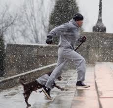 Rocky training